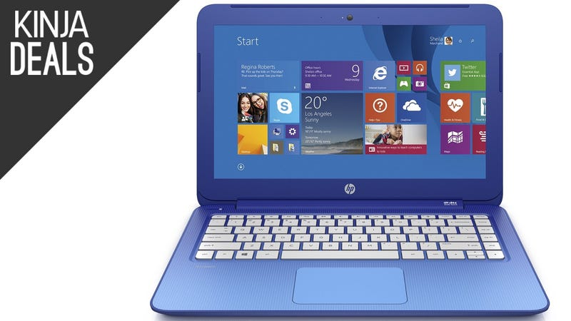 Illustration for article titled Here's an Honest-to-Goodness Windows Laptop For $199