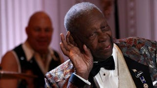 B.B. King in 2012Win McNamee/Getty Images