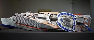 Illustration for article titled Harán falta 100.000 piezas impresas en 3D para construir este barco