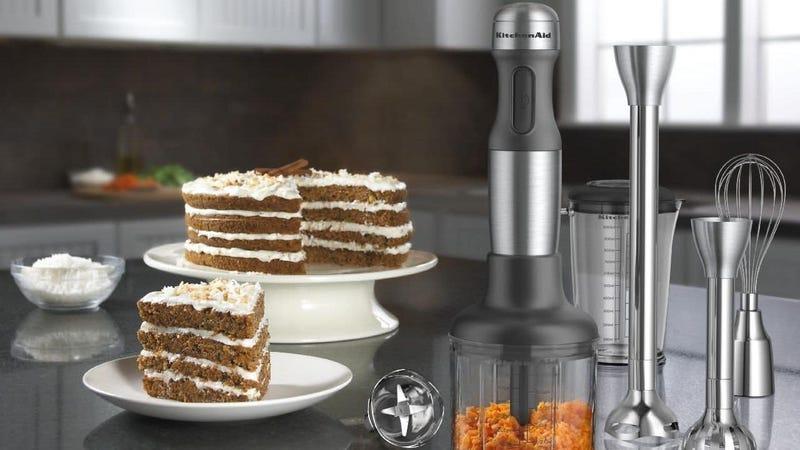KitchenAid 5-Speed Hand Blender | $90 | Amazon