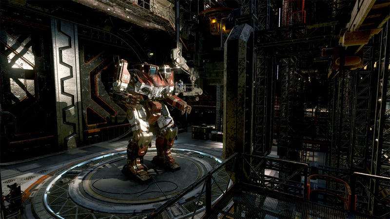 MechWarrior 5: Mercenaries announced for 2018