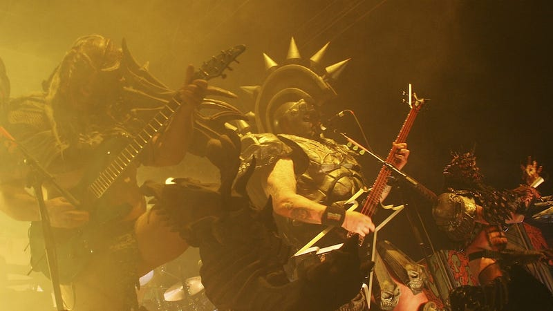 Illustration for article titled Breaking the Gore Ceiling: GWAR Now Has a Frontwoman