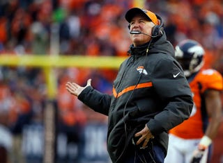 Illustration for article titled Denver Broncos, Head Coach John Fox Agree To Part Ways