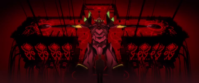 Final Rebuild Of Evangelion Movie Gets A Freaky Trailer
