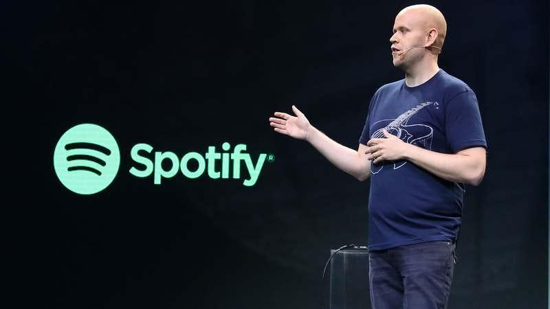 Spotify founder Daniel Ek (Photo: Taylor Hill/Getty)