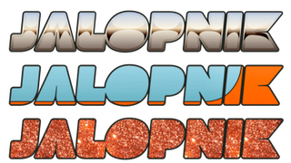 Illustration for article titled Jalopnik Sticker Designs - I was bored and had to try CS6