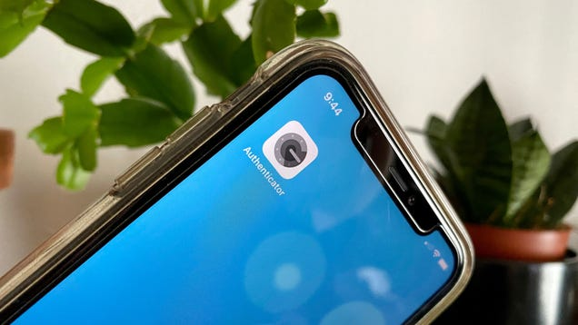With Google Authenticator s Latest iOS Update, You Really Have No Excuse Now