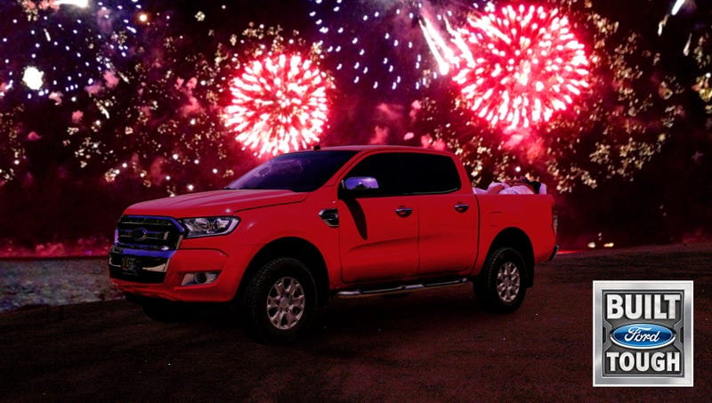 Illustration for article titled New Ford Pickup Features Extendable Tailgate For Teens Getting Pregnant Beneath Fireworks Display