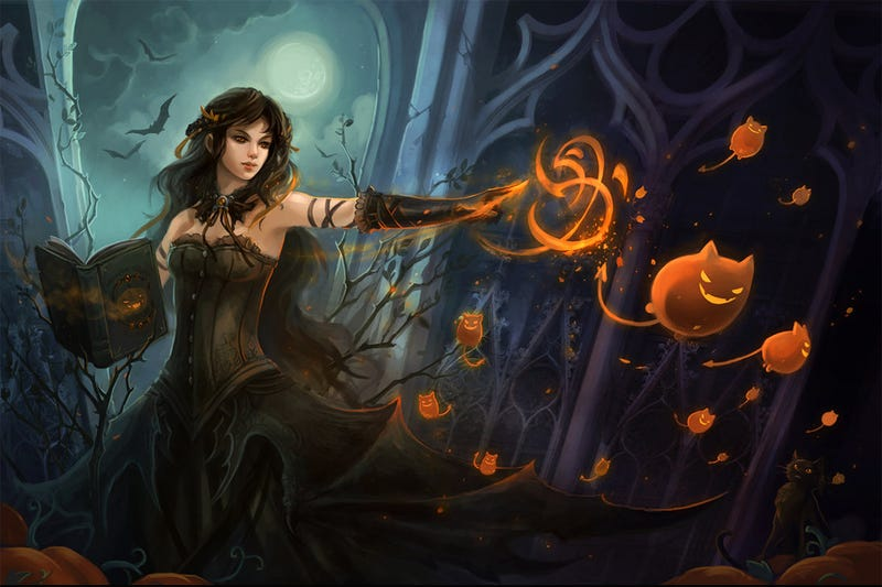 Illustration for article titled All Hallows eve eve
