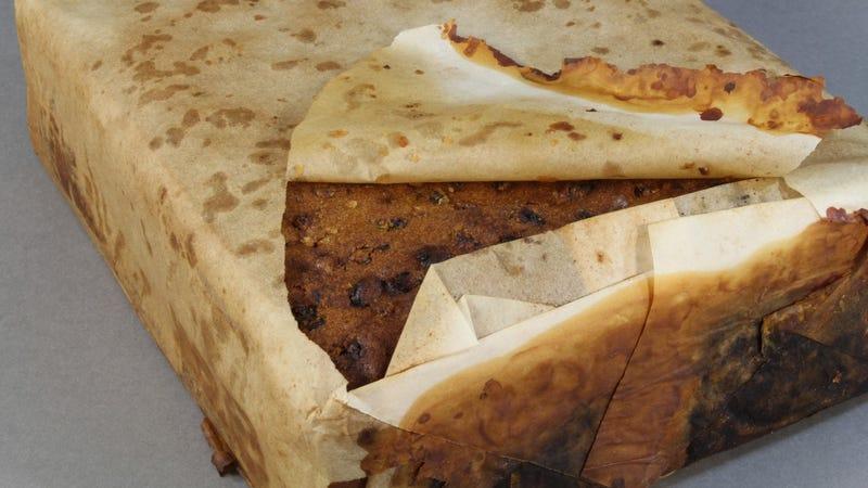 Encontraron un bizcocho de 106 años intacto en la Antártida