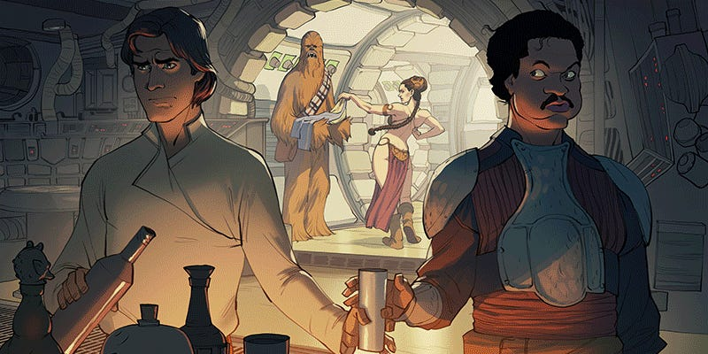 Star Wars Reimagined By The World's Best Concept Artists