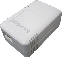 Illustration for article titled PogoPlug Turns Any Hard Drive Into a Network Share For $79
