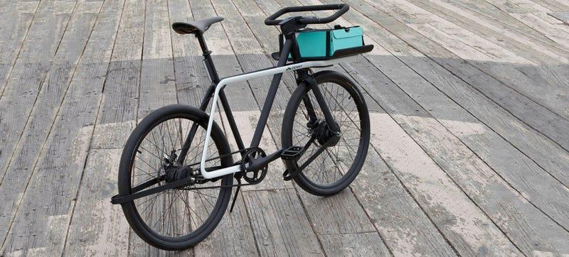 Este inteligente dise o de bicicleta urbana ser pronto for Disenos para bicicletas