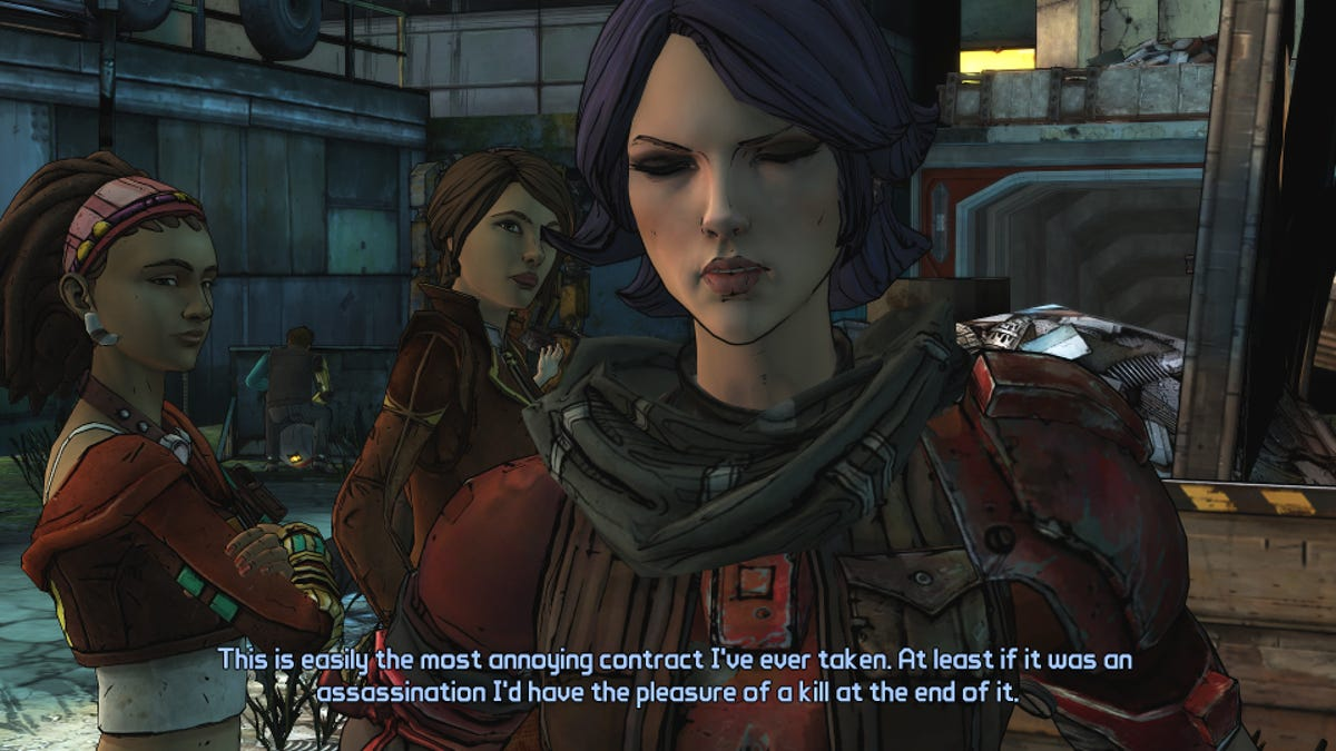 Even In Borderlands, Telltale Makes Choices Agonizing