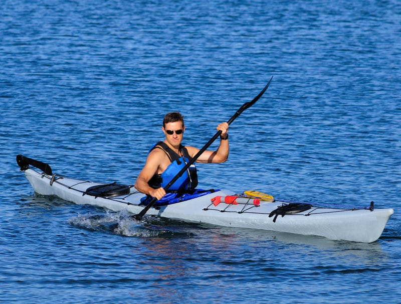 Illustration for article titled Report: Fuck Guy In Kayak