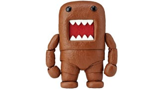 Illustration for article titled New Domo-kun Figure Looks Like a Turd