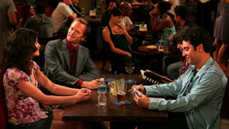 """Illustration for article titled How I Met Your Mother: """"How I Met Everyone Else"""""""