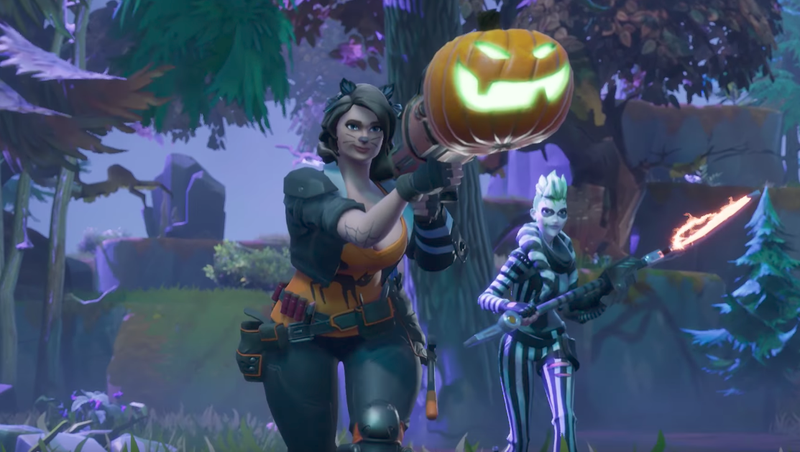Fortnite celebrates 20 million players, adds bush camouflage