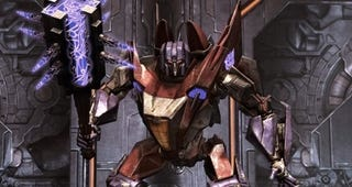 Illustration for article titled Reminder: Transformers Game Creator Live On Kotaku Talk Radio On Wednesday