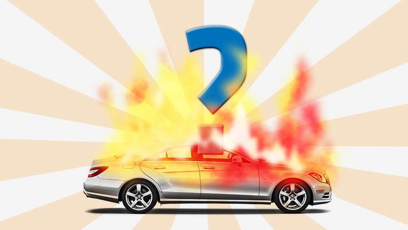 Illustration for article titled Why Cars Explode Into Fireballs And Why They Usually Don't