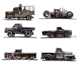 Illustration for article titled TRUCK TUESDAY, BDW style.