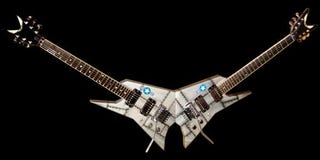 Illustration for article titled Logitech Guitar Hero World Tour Premium Instruments Coming