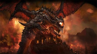 Illustration for article titled Get Your First Look At Warcraft: Cataclysm During Tomorrow's Football Game