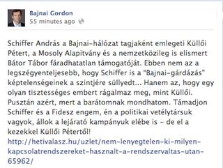 Illustration for article titled Bajnai Gordon olyan, mint a legrosszabb magyar kommentelők