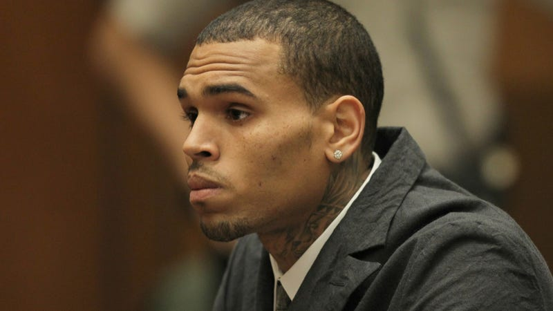 Illustration for article titled Chris Brown Hit With Criminal Hit-And-Run Charges