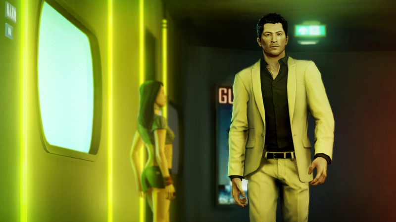 Illustration for article titled Rogue One Actor Says Sleeping Dogs Movie Is Still Happening