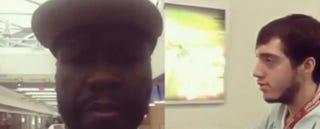 50 Cent andAndrew FarrellVideo Screenshot