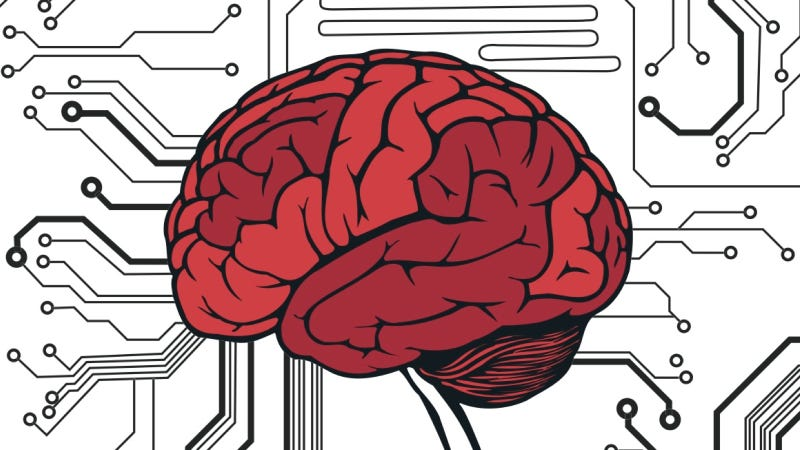 Illustration for article titled If your brain were a computer, how much storage space would it have?