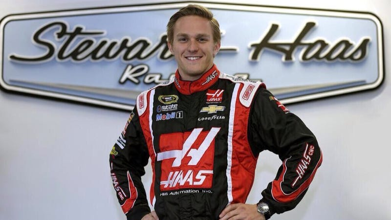 Illustration for article titled Parker Kligerman Will Back Up Kurt Busch, Ask Him About It
