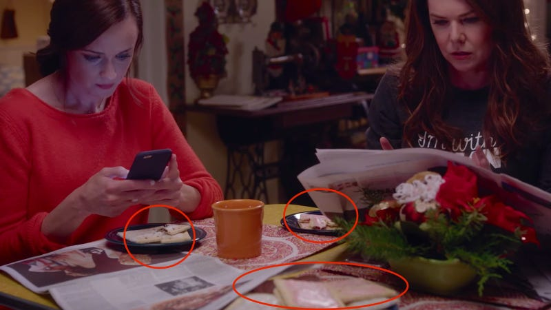 Illustration for article titled The Gilmore Girls Trailer Is Here, and That's Too Many Pop Tarts For One Meal
