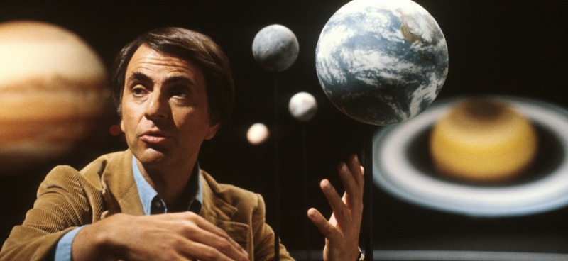 Illustration for article titled La escalofriante predicción de Carl Sagan sobre el mundo en que vivimos hoy