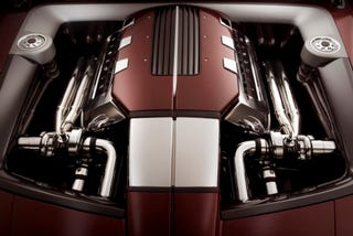 Illustration for article titled Detroit Auto Show: Ford's TwinForce Turbo V6 Delivers Power of a V8
