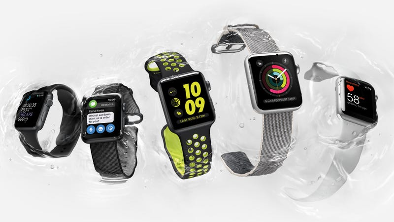 Everything You Need To Know About The Apple Watch Series 2