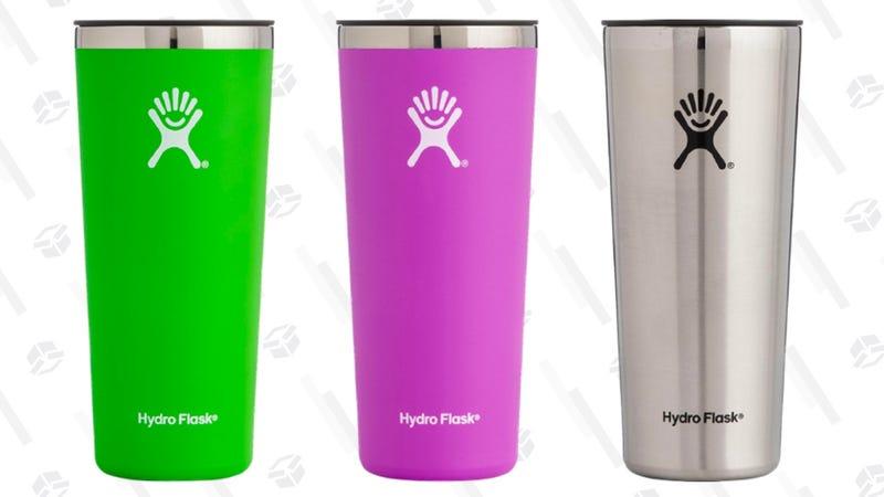 Hydro Flask Tumbler   $15   REI
