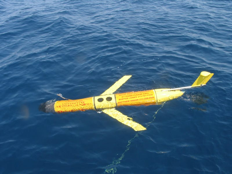 A drone similar to the one captured by the Chinese (US Navy/USNI News)