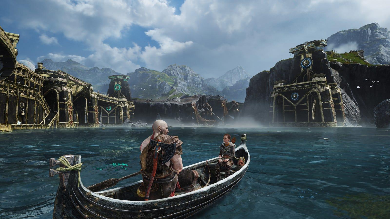 God Of War: The Kotaku Review