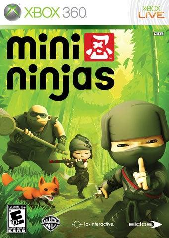 Illustration for article titled Mini Ninjas Sneak Up On September Release