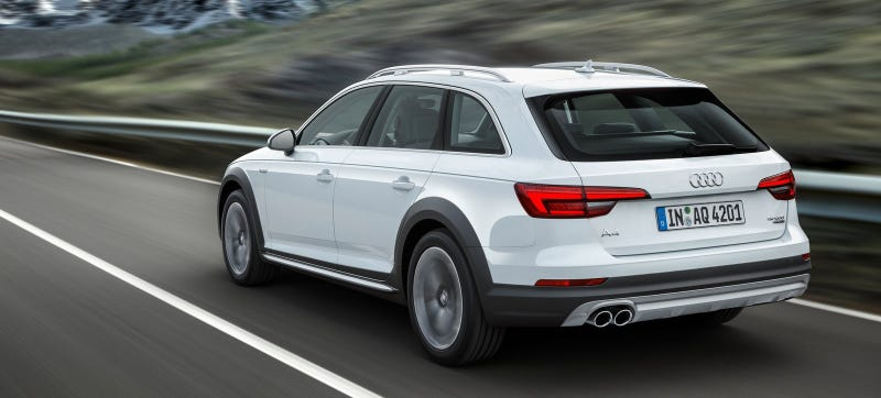 Maybe audi doesnt really want to sell you an allroad wagon the 2017 audi allroad is the lifted faux suv wagon version of the all new a4 you know this and still wish they offered the wonderful normal avant wagon sciox Gallery