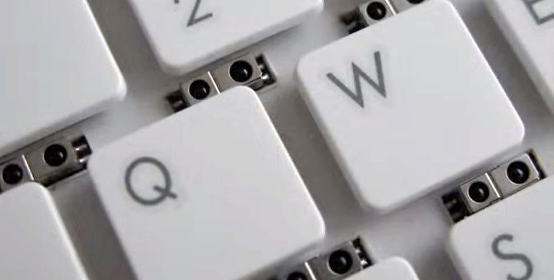 Illustration for article titled Microsoft trabaja en un teclado que reconoce gestos de las manos