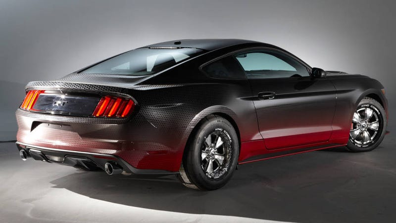 Illustration for article titled 5 things you should know about the Ford Mustang King Cobra