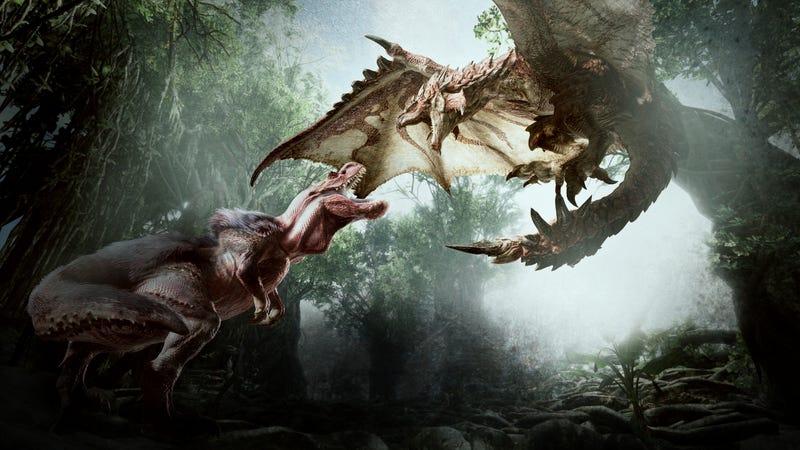 Illustration for article titled Monster Hunter: WorldMonsters, Ranked