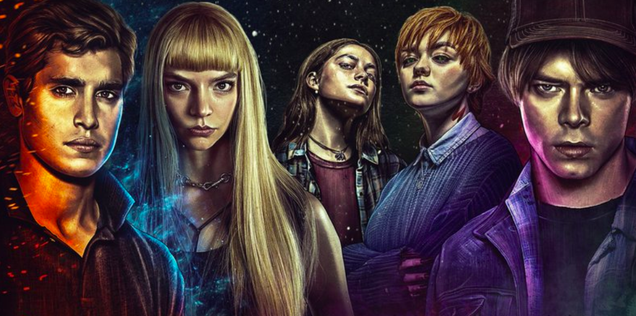 The New Mutants Dropped Tons of New Footage at SDCC