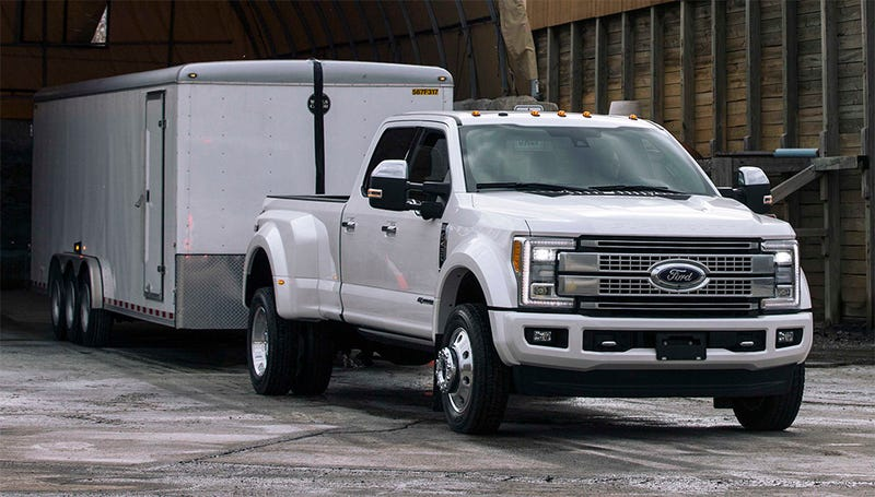 2017 ford super duty new body old engines high tech 2017 ford super ...