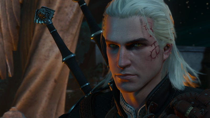 Illustration for article titled Young Geralt Mod Gives Me Complicated Witcher Feelings