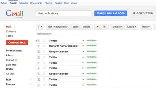 Illustration for article titled Gmail Rolls Out Its New, Minimal Look