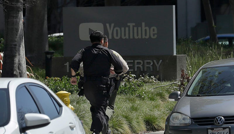 Illustration for article titled Here's What We Know So Far About the Shooting at YouTube's California Headquarters [Updated]